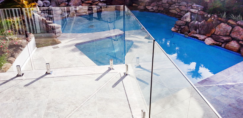 glass fencing sutherland shire