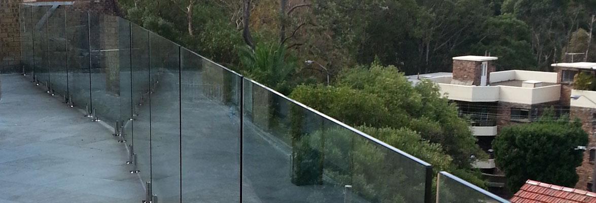 glass balustrade installation sydney
