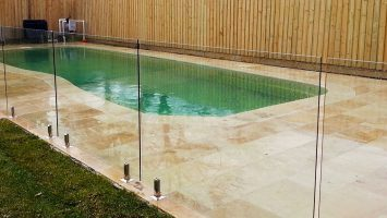 north shore glass pool fencing turramurra