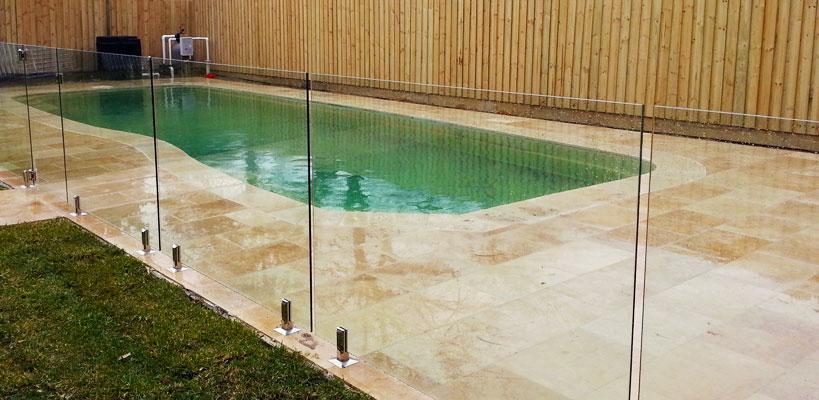 north shore glass pool fencing turramurra